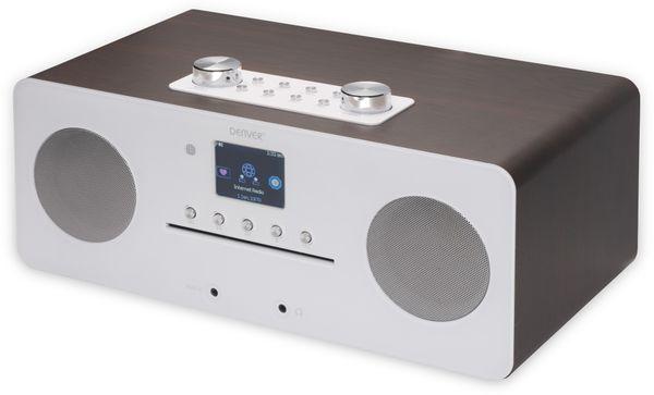 DAB+/Internetradio DENVER MIR-260, DAB+, Bluetooth, WLAN, weiß - Produktbild 7