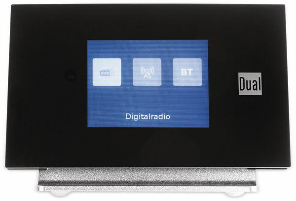 Digitalradioadapter DUAL DAB 3A, DAB+, Bluetooth - Produktbild 2