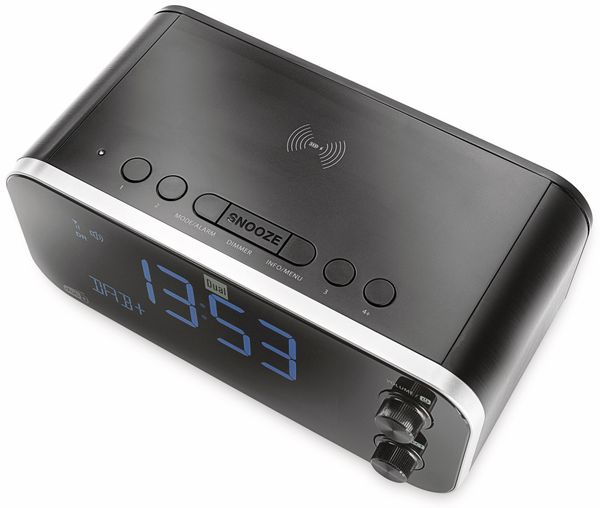 DAB Radio DUAL CR 30 Black Bird, DAB+ - Produktbild 5
