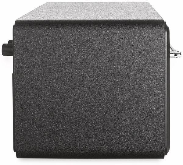 DAB+/Internetradio DUAL IR 100, schwarz/silber, DAB+, Wlan, Bluetooth - Produktbild 3