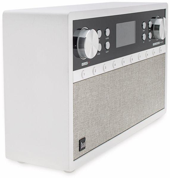 DAB+/Internetradio DUAL IR 105S, silber, DAB+, Wlan, Bluetooth - Produktbild 3