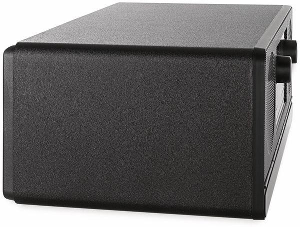 Stereoanlage DUAL DAB 420 BT, schwarz, DAB+, Bluetooth - Produktbild 3