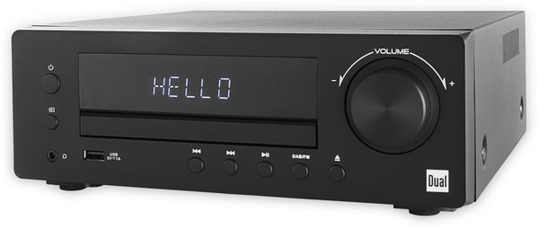 Stereoanlage DUAL DAB MS 170 - Produktbild 3