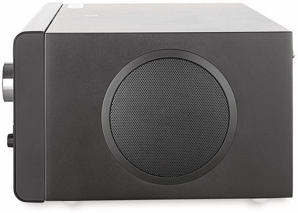 DAB Radio DUAL CR 900 Phantom, schwarz, DAB+, Wlan, Bluetooth - Produktbild 7