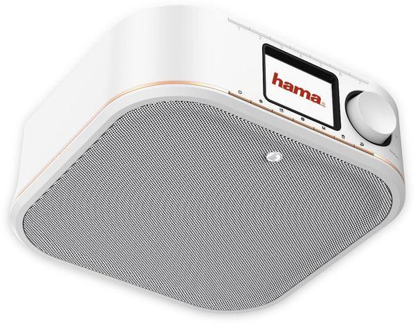 Küchenunterbauradio HAMA IR350M, weiss, WLAN - Produktbild 2