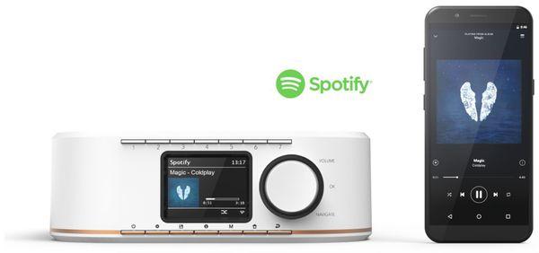 Küchenunterbauradio HAMA IR350M, weiss, WLAN - Produktbild 6