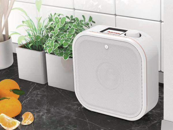Küchenunterbauradio HAMA IR350M, weiss, WLAN - Produktbild 7