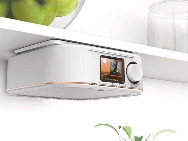 Küchenunterbauradio HAMA IR350M, weiss, WLAN - Produktbild 8