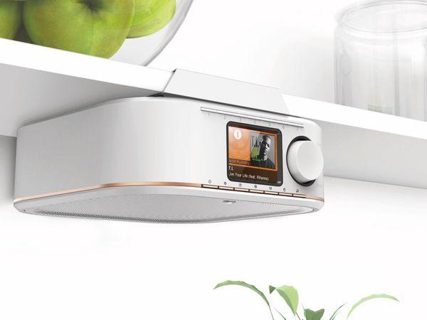 Küchenunterbauradio HAMA IR350M, weiss, WLAN - Produktbild 9