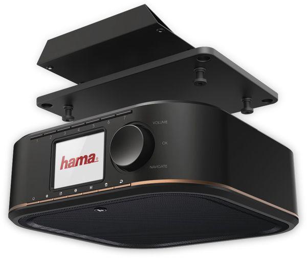 Küchenunterbauradio HAMA IR350M, schwarz, WLAN - Produktbild 5