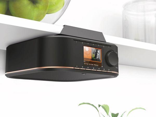Küchenunterbauradio HAMA IR350M, schwarz, WLAN - Produktbild 12