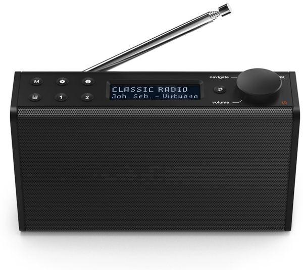 DAB+ Radio HAMA DR7, schwarz - Produktbild 2
