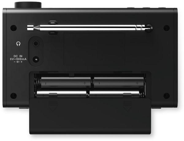 DAB+ Radio HAMA DR7, schwarz - Produktbild 4