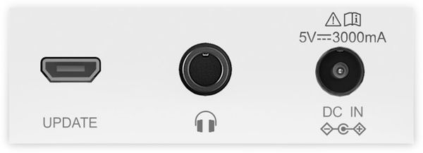 DAB+ Radio HAMA DR36SBT, weiss - Produktbild 3