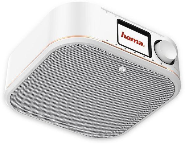 Küchenunterbauradio HAMA DR350, weiss, DAB+ - Produktbild 3