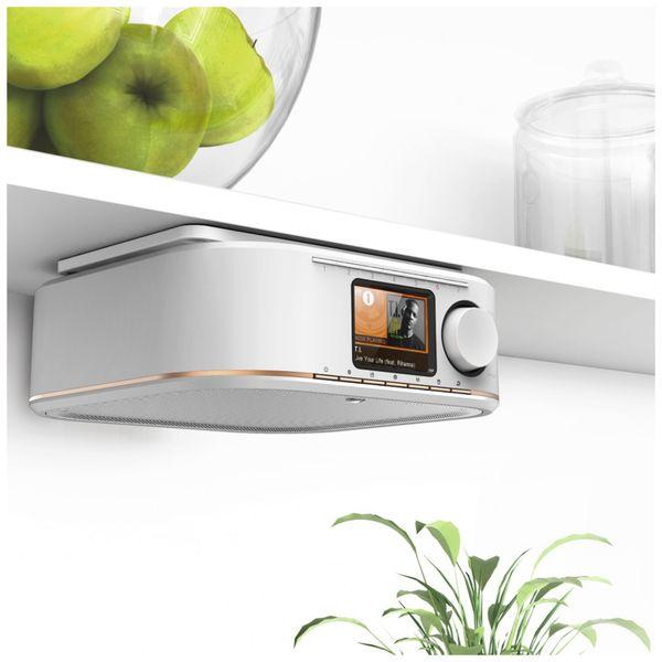 Küchenunterbauradio HAMA DR350, weiss, DAB+ - Produktbild 6