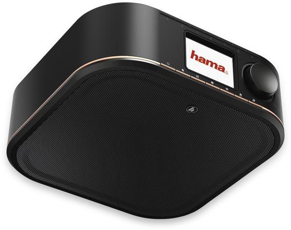 Küchenunterbauradio HAMA DR350, schwarz, DAB+ - Produktbild 4