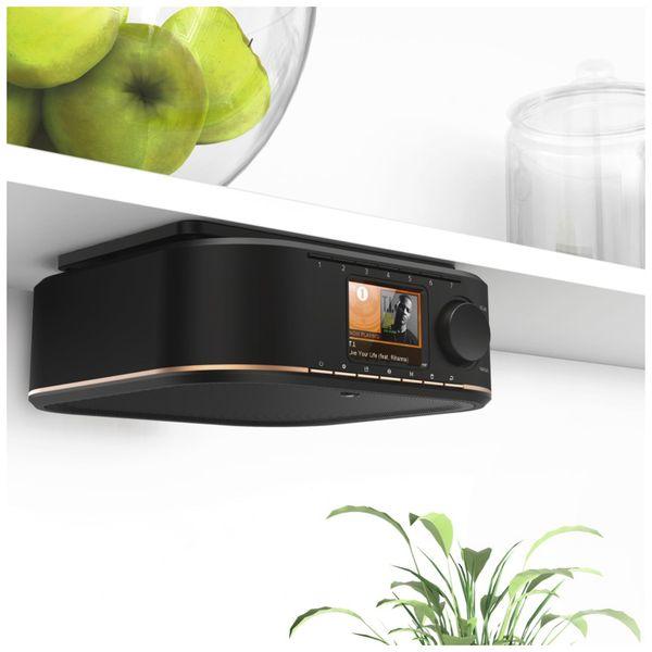 Küchenunterbauradio HAMA DR350, schwarz, DAB+ - Produktbild 6