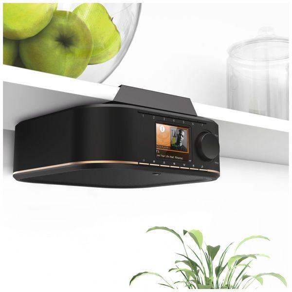 Küchenunterbauradio HAMA DR350, schwarz, DAB+ - Produktbild 7
