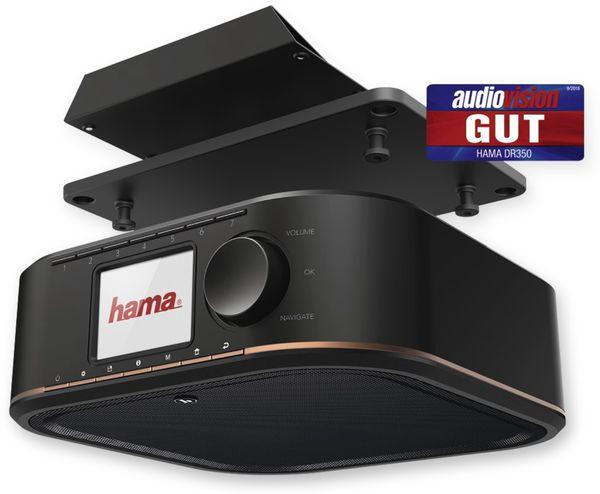 Küchenunterbauradio HAMA DR350, schwarz, DAB+ - Produktbild 10