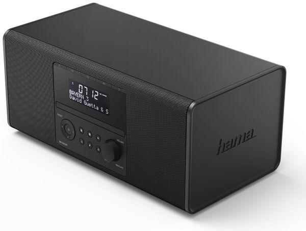 DAB+ Radio HAMA DR1550CBT, schwarz - Produktbild 3