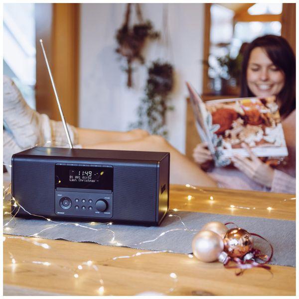 DAB+ Radio HAMA DR1550CBT, schwarz - Produktbild 5