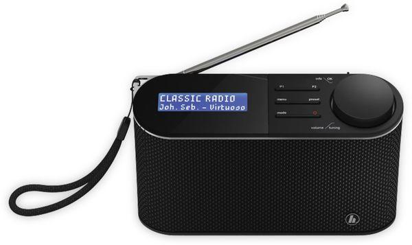 DAB+ Radio HAMA DR15, schwarz