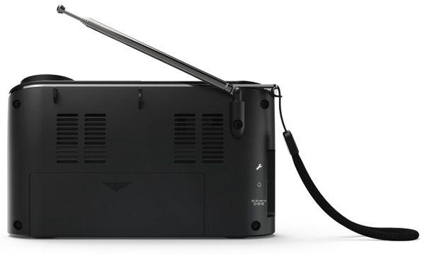DAB+ Radio HAMA DR15, schwarz - Produktbild 4
