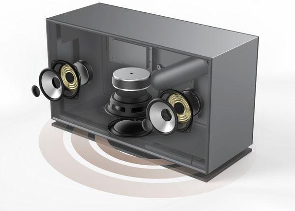 DAB+ Radio HAMA DIR3605MSBT, schwarz - Produktbild 9