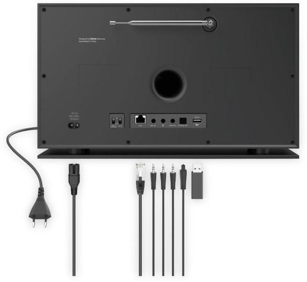 DAB+ Radio HAMA DIR3605MSBT, schwarz - Produktbild 10