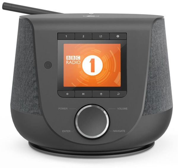 DAB+ Radio HAMA DIR3200SBT, schwarz