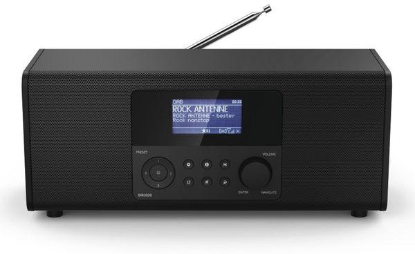 DAB+ Radio HAMA DIR3020, schwarz