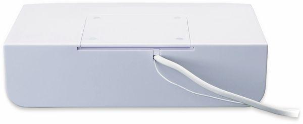 Küchenunterbauradio LENCO KCR-11, UKW, weiß - Produktbild 3
