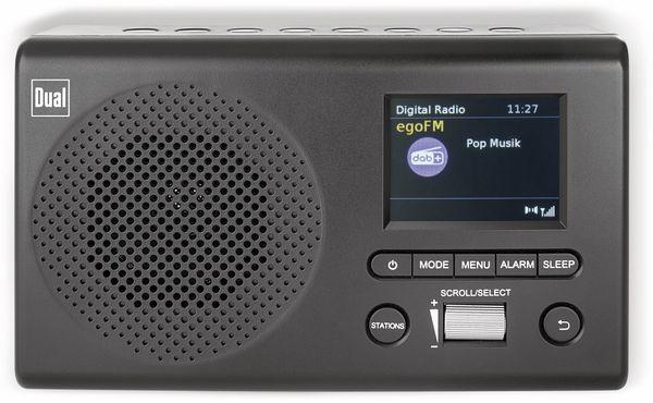DAB Radio DUAL MCR 4, schwarz - Produktbild 2
