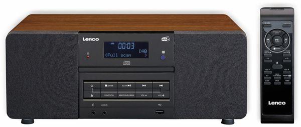 DAB+/FM Digitalradio LENCO DAR-050, Holz
