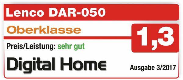 DAB+/FM Digitalradio LENCO DAR-050, Holz - Produktbild 3