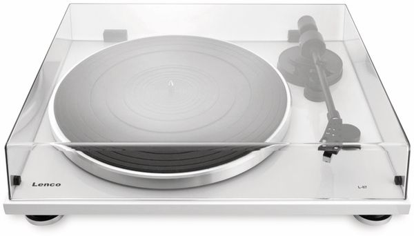 Plattenspieler LENCO L-87WH, weiss - Produktbild 2