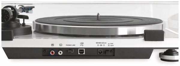 Plattenspieler LENCO L-87WH, weiss - Produktbild 4