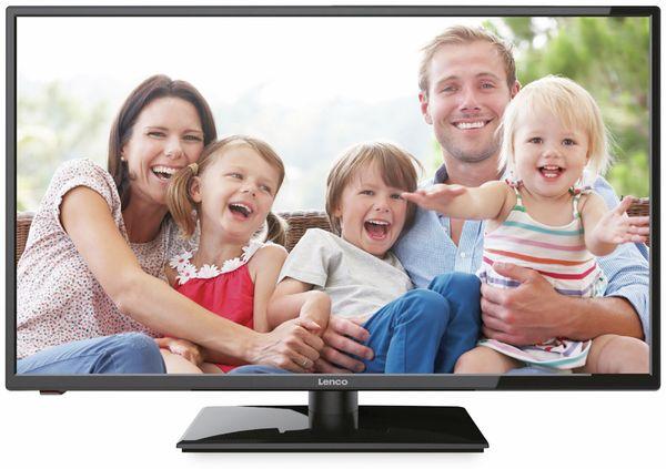 """LED-TV LENCO LED-3222BK, 32"""" (81 cm), 16:9 Bildschirm, schwarz"""
