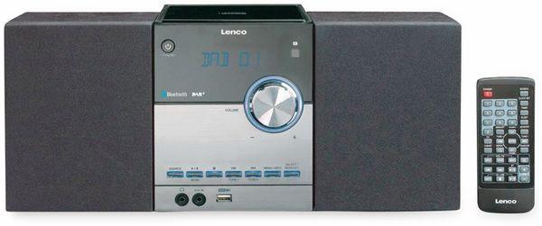 Stereoanlage LENCO MC-150, schwarz, DAB+, Bluetooth, CD, USB