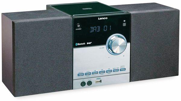 Stereoanlage LENCO MC-150, schwarz, DAB+, Bluetooth, CD, USB - Produktbild 2