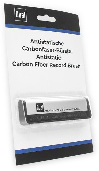 Antistatikbürste DUAL mit Carbonfasern - Produktbild 2