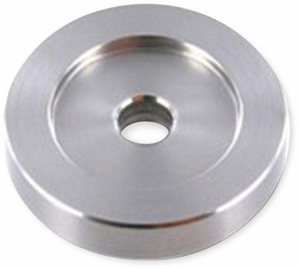 Single Puck DUAL, Aluminium
