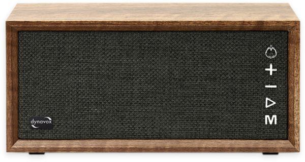 Radio DYNAVOX FMP3 BT, Bluetooth, MP3, AUX