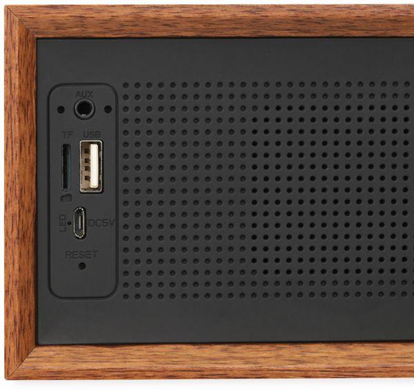 Radio DYNAVOX FMP3 BT, Bluetooth, MP3, AUX - Produktbild 2