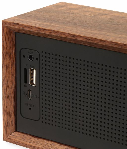 Radio DYNAVOX FMP3 BT, Bluetooth, MP3, AUX - Produktbild 4