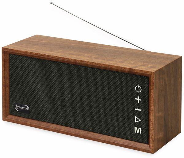 Radio DYNAVOX FMP3 BT, Bluetooth, MP3, AUX - Produktbild 5