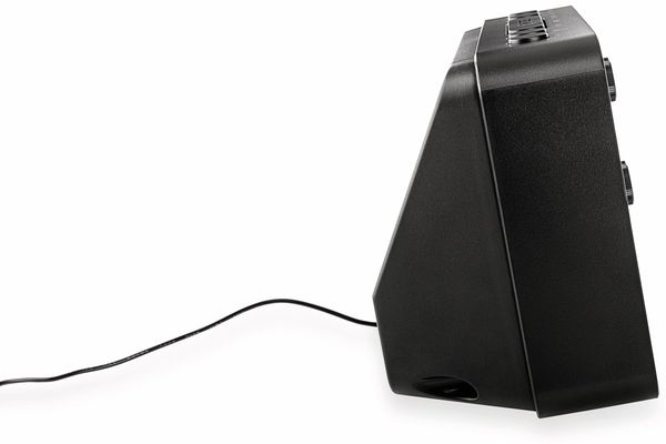 DAB+/UKW Radiowecker DUAL DAB CR 10, mit USB Charging, schwarz - Produktbild 5