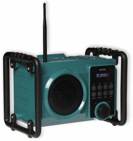 Akku-Radio DENVER WRB-50, 5 W