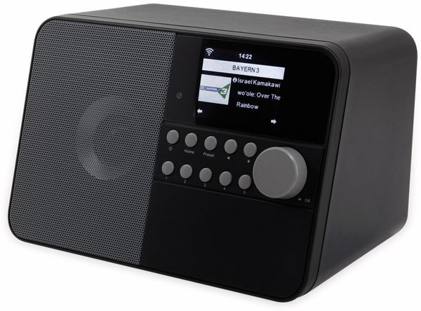 Internetradio SOUNDMASTER IR6000SW, schwarz